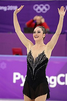 2018 Winter Olympics - Kaetlyn Osmond - 08.jpg