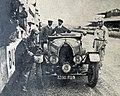 24 Heures du Mans 1930, la Bugatti T40 de Mmes Mareuse et Siko, septièmes.jpg