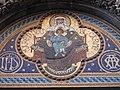 250 Església de la Mare de Déu del Carme, portal neobizantí.jpg