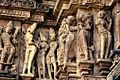 30. Khajuraho Visvanath north wall.jpg