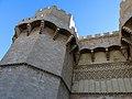353 Torres dels Serrans (València), cara nord, torre de llevant.jpg