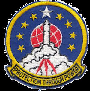 374th Strategic Missile Squadron - Image: 374th Strategic Missile Squadron SAC Emblem