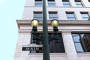 Scanlan Building - Exterior of building