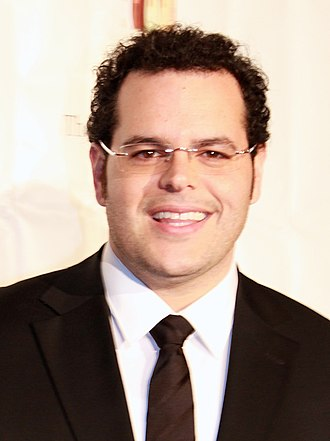 Josh Gad - Gad at the 41st Annie Awards in 2014