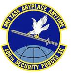 460 Security Forces Squadron emblem.png