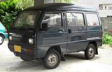 How To Change Brakes >> Mitsubishi Minicab - Wikipedia