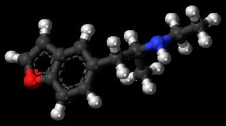 5-EAPB - Image: 5 EAPB molecule ball