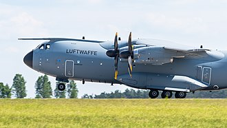 Air Transport Wing 62 - Airbus A400M of Air Transport Wing 62