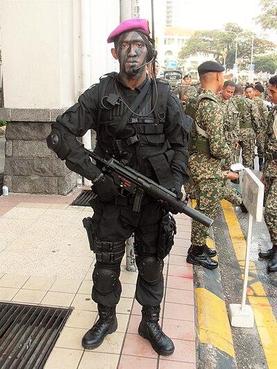 158ce6ec68590 Navy PASKAL wearing his magenta beret