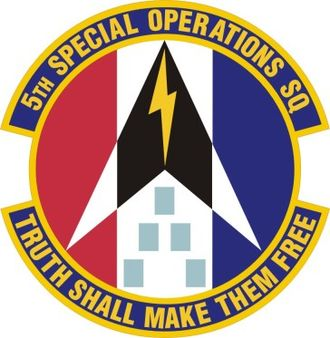 5th Special Operations Squadron - Image: 5th Special Operations Squadron