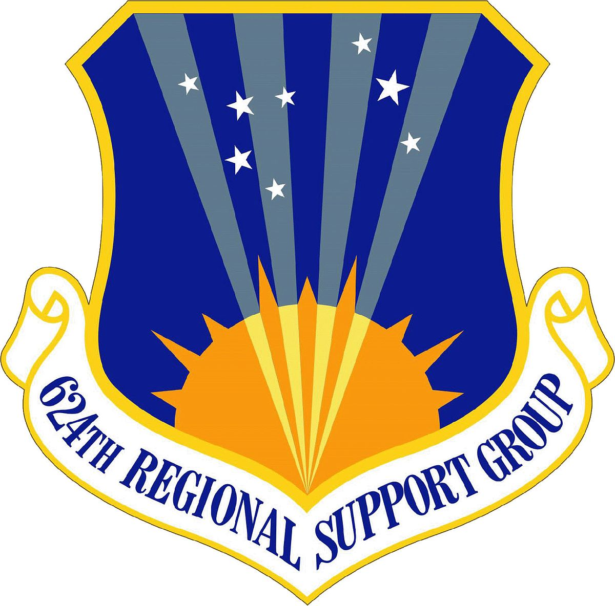 624th regional support group wikipedia for Air force decoration points