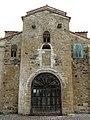 719 San Miguel de Lillo (Oviedo), façana oest, pòrtic.jpg