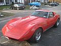74 Chevrolet Corvette Stingray-Millie Migia Red.jpg