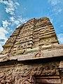 7th century Sangameshwara Temple, Alampur, Telangana India - 25.jpg