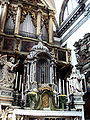 8031 - Venezia - Santa Maria del Giglio - Heinrich Meyring (not. 1679-1714) - Annunciazione - Foto Giovanni Dall'Orto, 12-Aug-2007.jpg