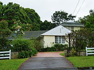 East Killara - Family home on Springdale Road
