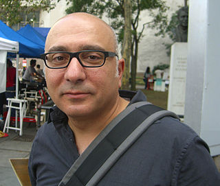 Rawi Hage Canadian writer