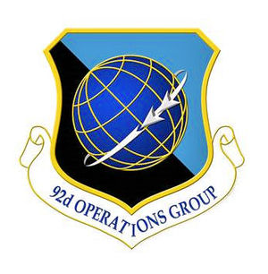 92d Operations Group - Image: 92doperationsgroup emblem
