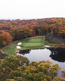 Yale Golf Course Golf course in New Haven, Connecticut, United States; home of the Yale Golf Teams