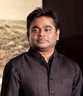 A. R. Rahman Indian record producer