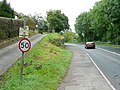 A4136 east to Huntley - geograph.org.uk - 1470151.jpg