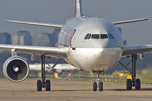 A7-AFB A300-600F Qatar Cargo (5950595666)