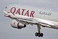 A7-AFB Qatar Airways Cargo القطرية (2162420865).jpg