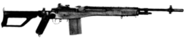 ADAPTED M14 RIFLE WITH MAGAZINE STOCK UNFOLDED.png