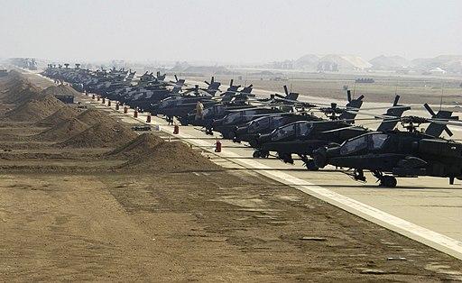 AH-64D Apache Longbow, Al Asad (2164914566)