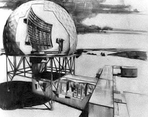 Westinghouse AN/FPS-27 Radar - Westinghouse AN/FPS-27 Radar