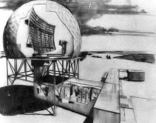 Westinghouse AN/FPS-27 Radar radar