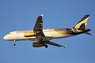 Shaheen Air - Shaheen Air Airbus A320-200