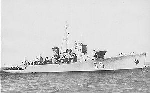 Argentine defense industry - Piedra Buena (P-36). Azopardo class frigate