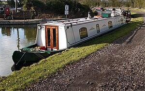 A Narrow Boat at Welford Wharf - Flickr - mick - Lumix.jpg