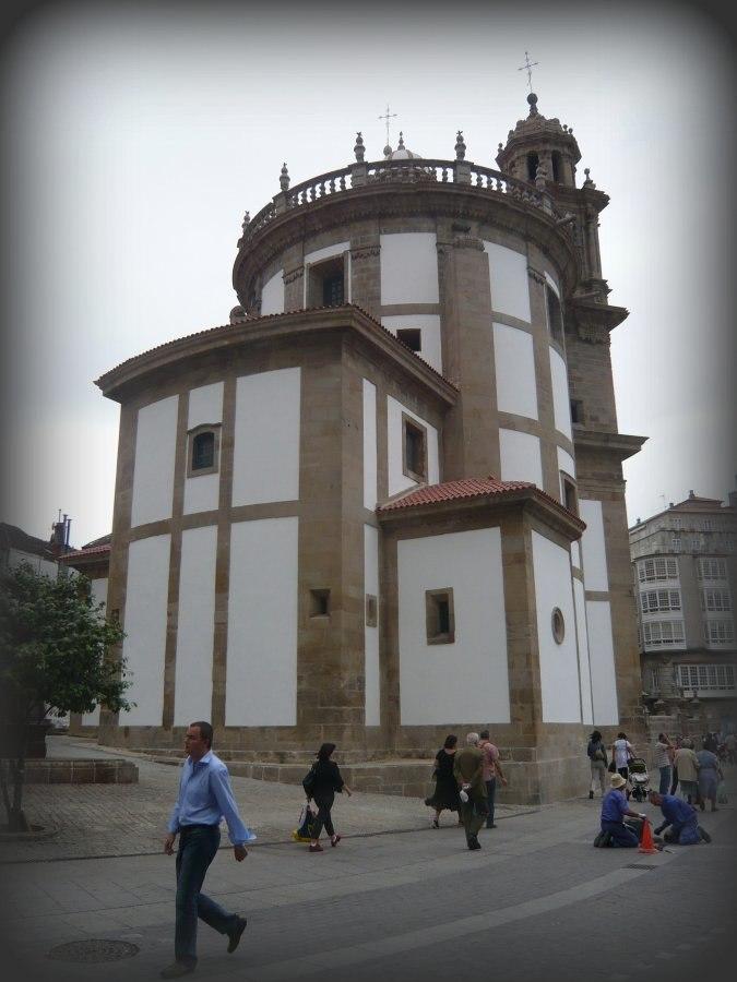 A Pelegrina, Pontevedra