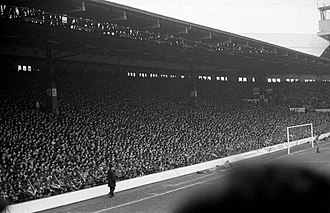 Spion Kop (stadiums) - Spion Kop at Anfield, the home of Liverpool F.C.