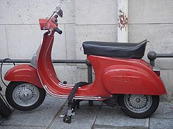 Ancien Scooter l'histoire du scooter