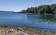 A small inlet in Ruckle Provincial Park, Saltspring Island, Canada 02.jpg