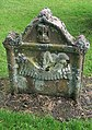 A symbolic gravestone at Skirling Parish Churchyard - geograph.org.uk - 991807.jpg