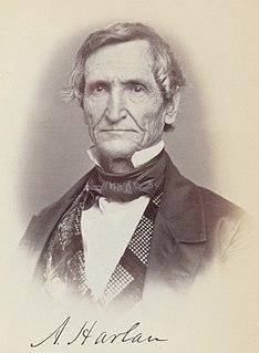 Aaron Harlan American politician