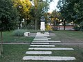Abai Kunanbaev mellszobra, 2018 Zugló.jpg