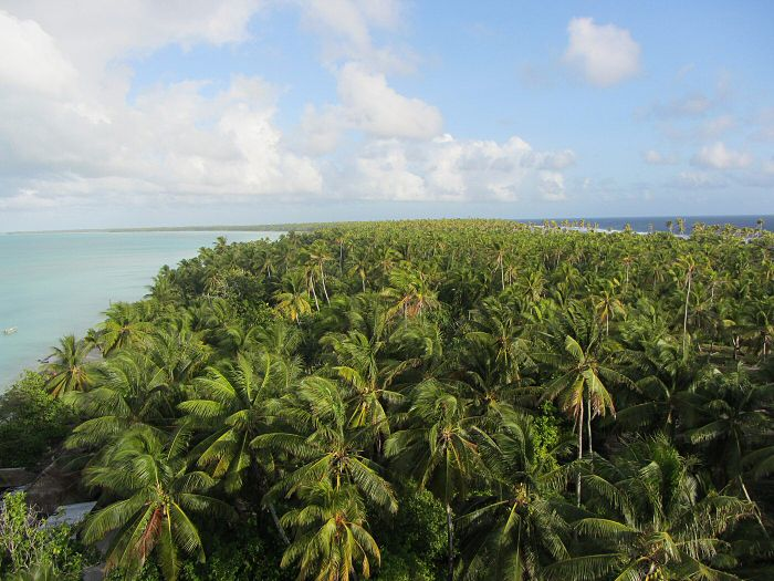A photo of Kiribati