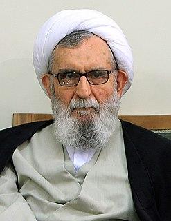 Iranian ayatollah