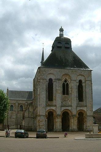Saint-Benoît-sur-Loire - Saint Benedict Abbey