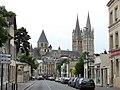 Abbaye aux Hommes, Église Saint-Étienne de Caen, Caen, Lower Normandy, France - panoramio.jpg