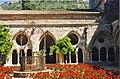 Abbaye de Fontfroide Cloisters, 11th century Benedictine Monastery - panoramio (1).jpg