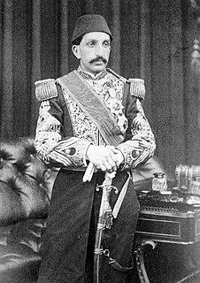 34th sultan of the Ottoman Empire