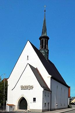 Abensberg, ev Johanneskirche v O, 2