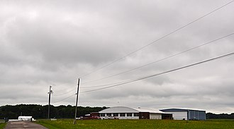 Giles County, Tennessee - Abernathy Field, May 2014. ICAO Code: KGZS.