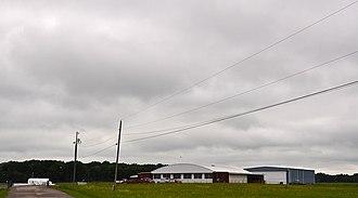 Pulaski, Tennessee - Abernathy Field, May 2014. ICAO Code: KGZS